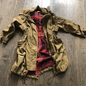 Authentic Burberry  Brit oversized Army jacket